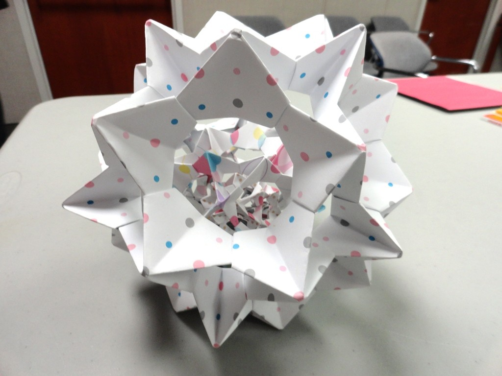 Learn how to make your own ornaments with nothing more than paper.