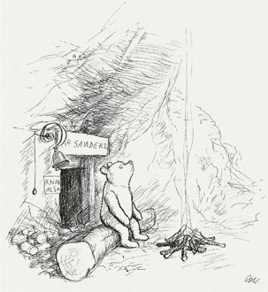 Here are some fun facts to celebrate the birthday of A. A. Milne, Winnie-the-Pooh's creator.