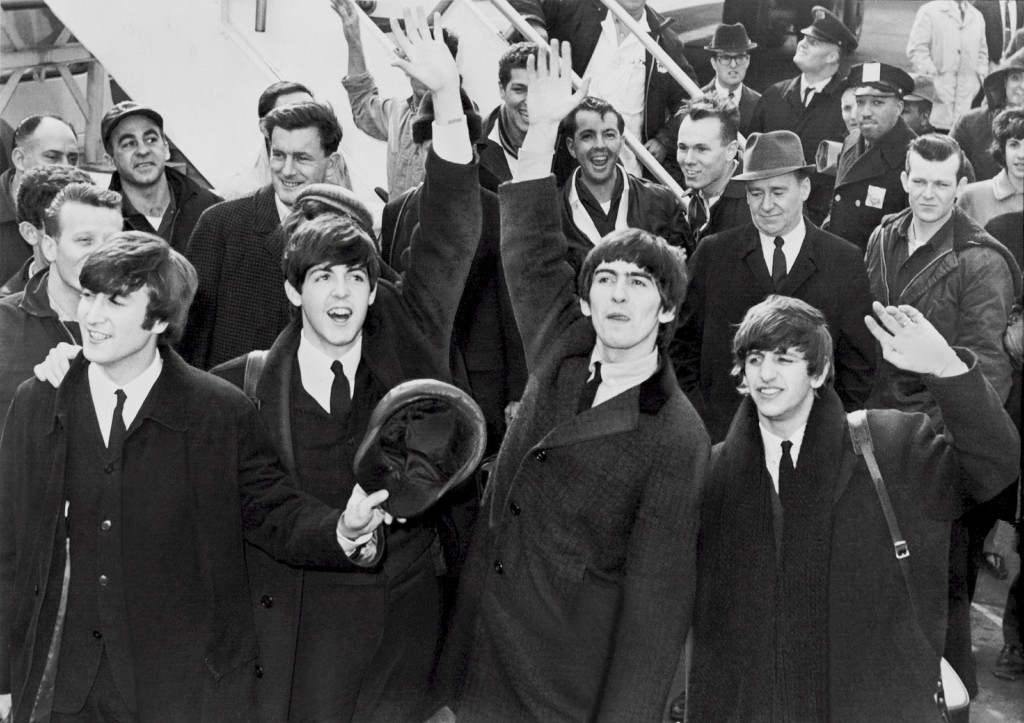 Learn about The Beatles' raucous 1964 and 1966 concerts in Cleveland.