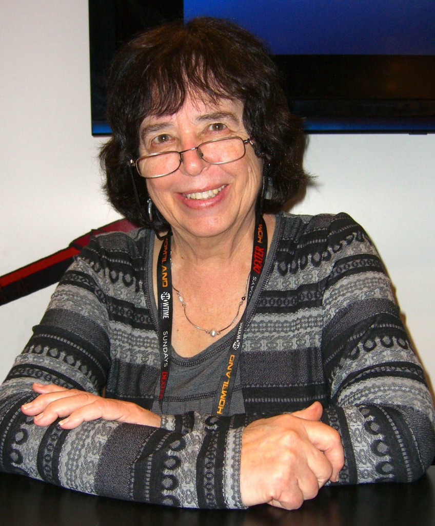 Happy birthday, Jane Yolen!