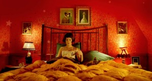 Color composition in Amelie