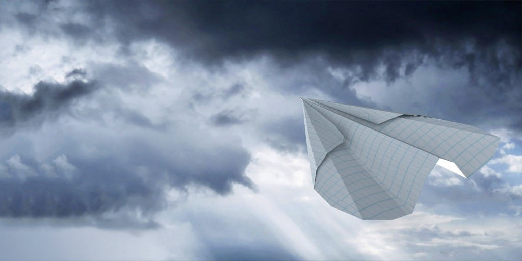 Make rad paper airplanes during our next Time Travelers club on Wednesday, Nov. 1.