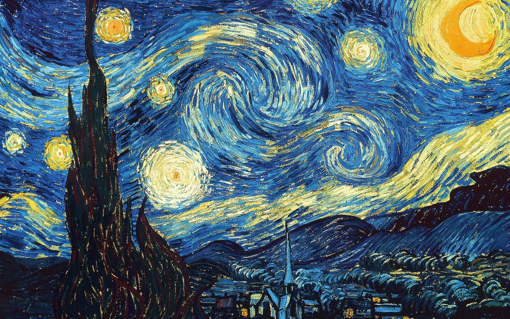 Learn to paint like Vincent van Gogh on Wednesday, Jan. 31, at Mentor Public Library's Main Branch.