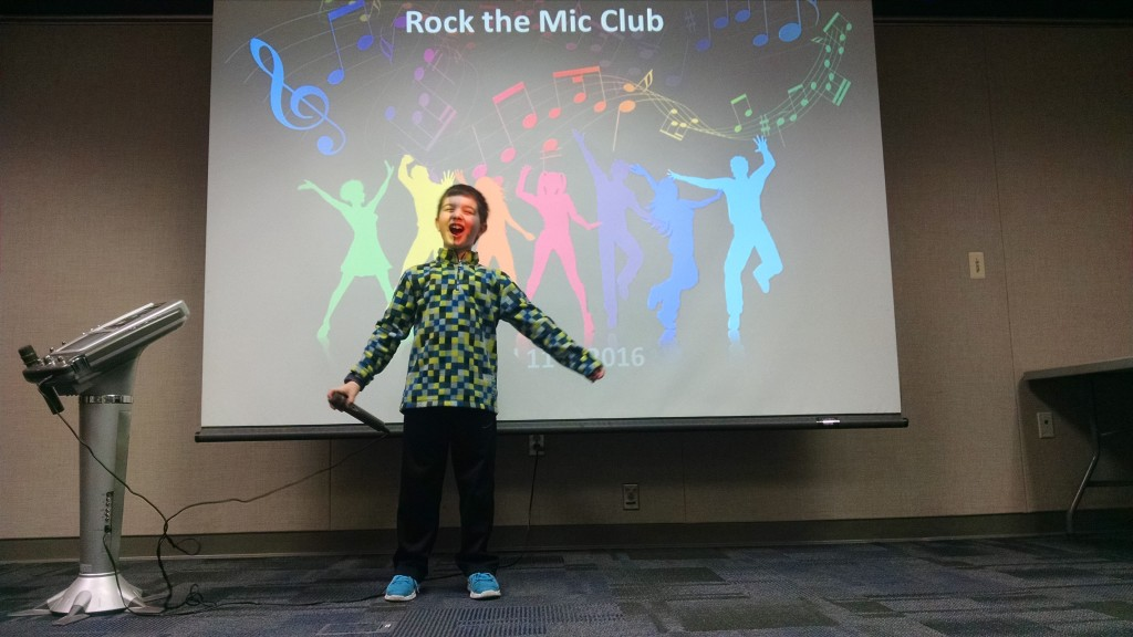 Get ready to rock at Mentor Public Library this summer.
