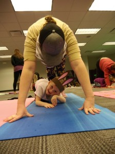 Get hopping to our winter yoga story time on Dec. 12 at our Lake Branch.