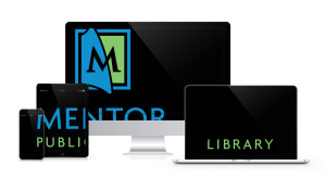 Transform your phone, tablet or eReader into your own library.