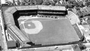 Learn about the first home of Cleveland baseball, League Park, at Mentor Public Library.