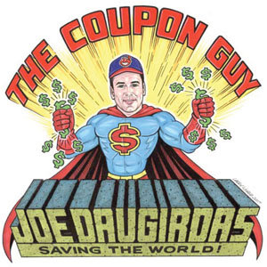 "Joe ""The Coupon Guy"" Daugirdas will explain how to save money by cutting cable while still finding the entertainment you want."
