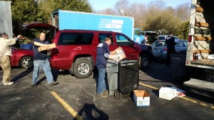 Get your sensitive documents shredded and disposed of for free during our ninth annual shred day.