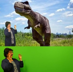 Learn how you can use the green-screen studio at The HUB to make your own videos.