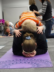 We're combining books and yoga for a special story time on Wednesday, June 26, at our Lake Branch.