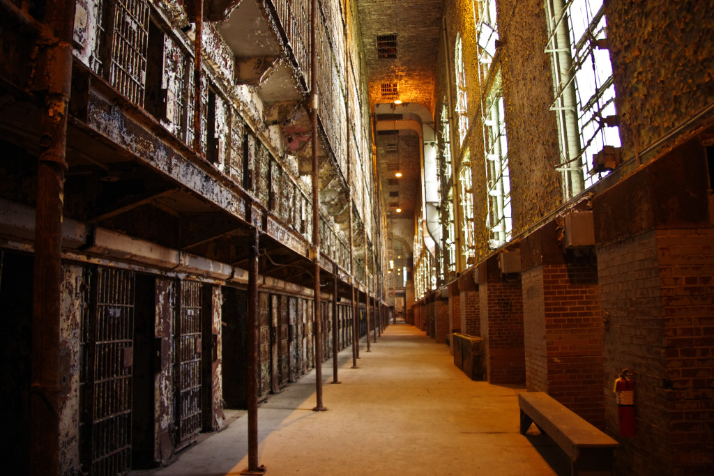 The Haunted Housewives will take you on a tour of some of the most active haunts in America (including the Ohio State Reformatory in Mansfield) during a special library program at 6:30 p.m.