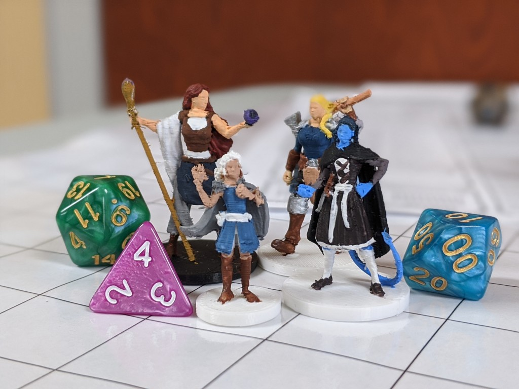 Which hero will you be when you join our Dungones & Dice