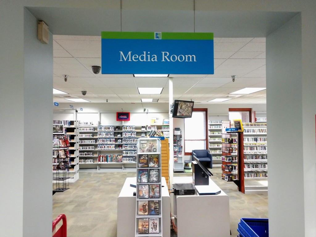 We're upgrading the adult media room and children's area this winter at our Main Branch.