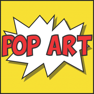 Kids can make Pop Art with our Masterpieces at Main Art Club on Thursday, Jan. 23, at Mentor Public Library.
