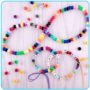 Teens and tweens can learn how to make their own jewelry at Mentor Public Library.