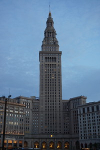 Discover the history of the Terminal Tower during a special program at Mentor Public Library's Main Branch.