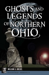 Tour the haunts of Northern Ohio with author William Krejci during a special program at Mentor Public Library.