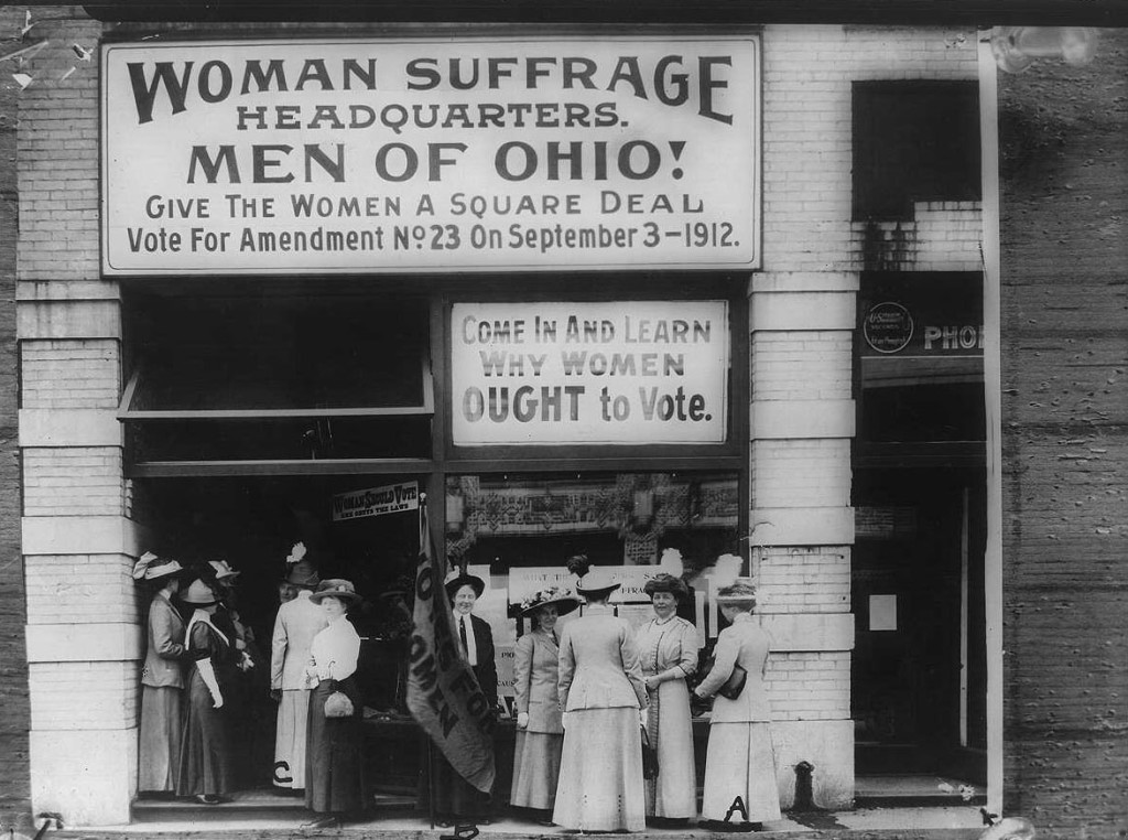 Learn about women's suffrage, fashion and health in the 1920s during a special program at our Lake Branch.