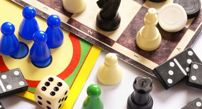 Image of Board Games