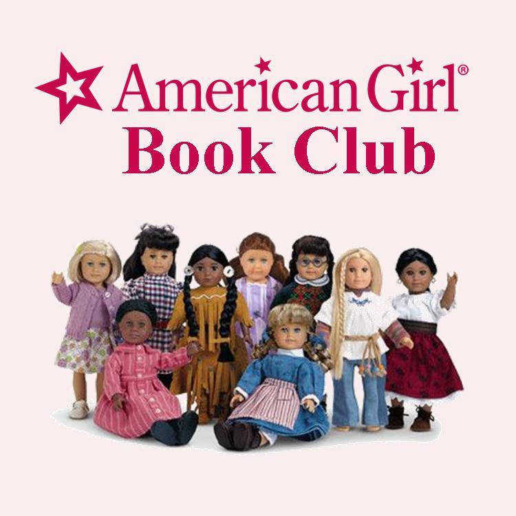 American Girl Book Club Graphic