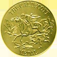 Image of the Caldecott Award