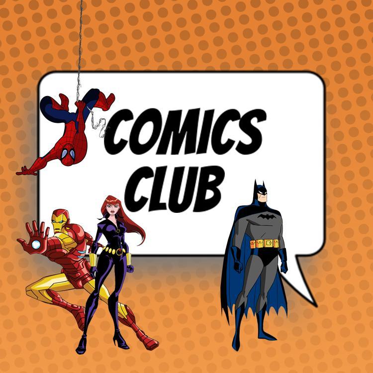 Comics Club Graphic
