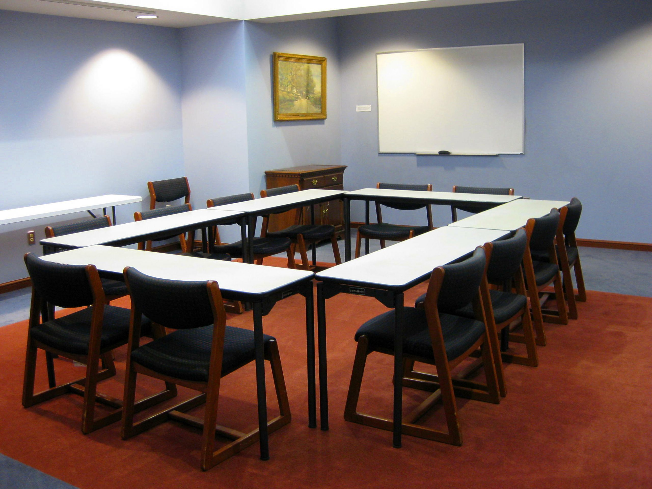 Image of a meeting room