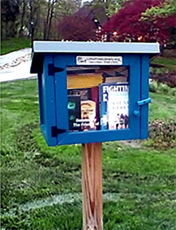 Image of Free Little Library