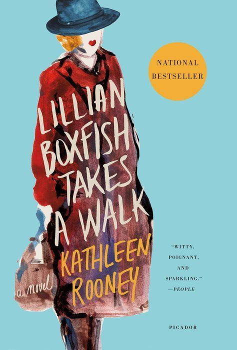 Lillian Boxfish Takes a Walk: A Novel cover image