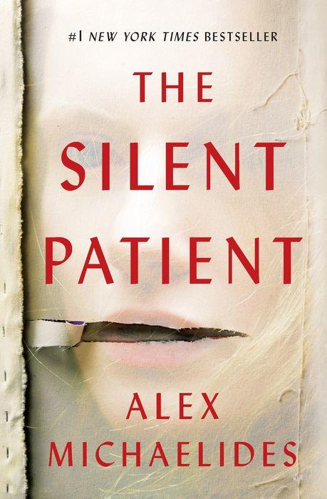 Silent Patient Cover Image