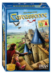 Carcassonne Game box