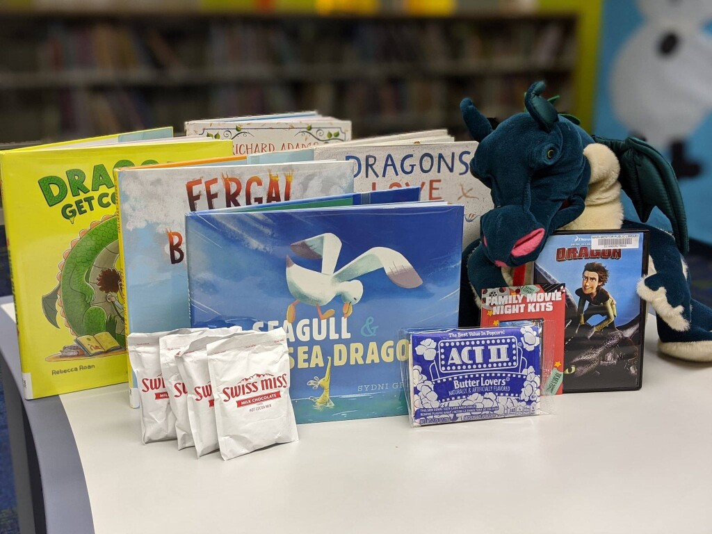 Borrow more than a movie. Borrow an entire Family Movie Night from Mentor Public Library!