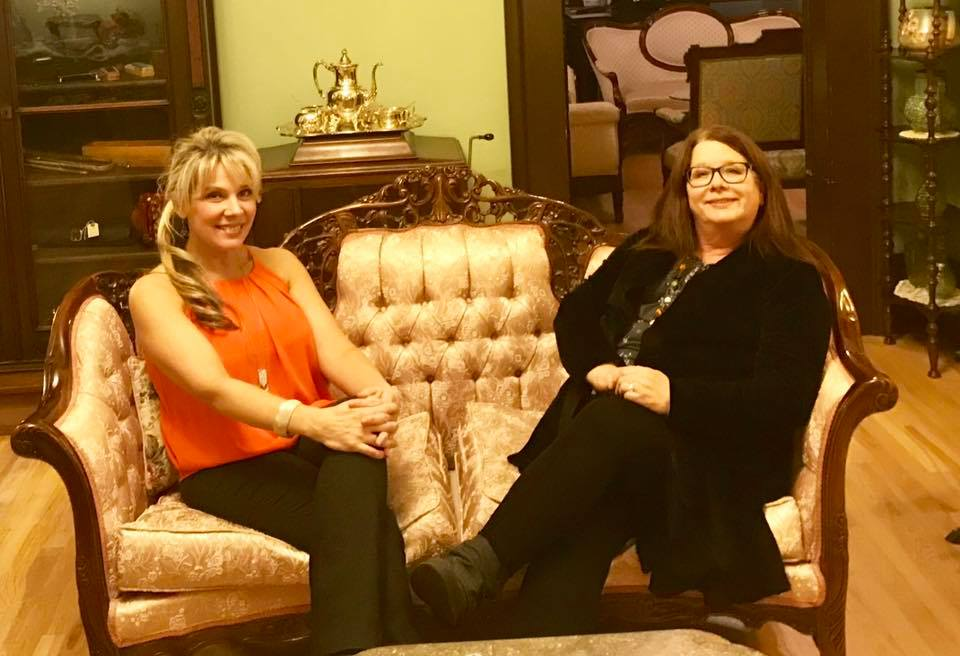 Join the Haunted Housewives for an online journey through the region's most fascinating haunts.