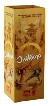 Game Box for Onitama