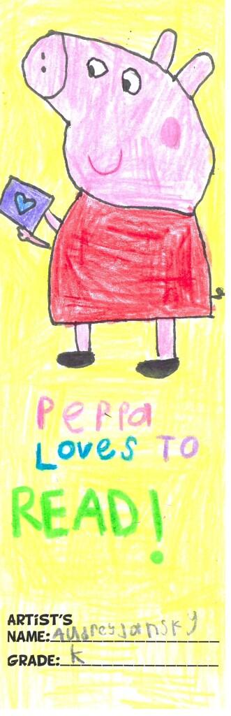 Peppa Pig Grade K