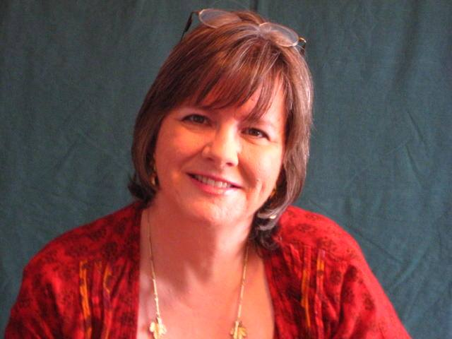 Sara Showman of the Largely Literary Theater Company will share scary stories on Oct. 20.