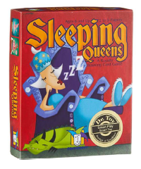 Game box for Sleeping Queens