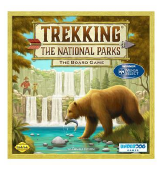 Game box for Trekking the National Parks