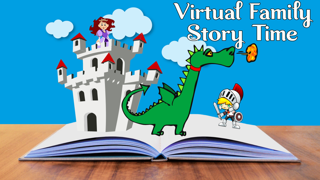 Virtual Family Story Time