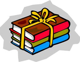 book bundle clipart