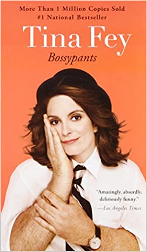 """Discuss Tina Fey's """"Bossypants"""" with Mentor Public Library's newest book club this March!"""