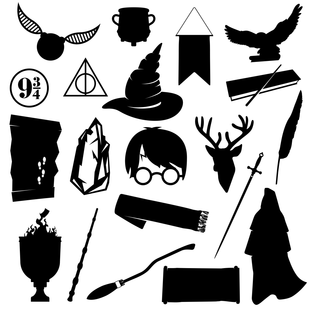 Play a magical Harry Potter-themed game of I Spy at the library's Main Branch this March.